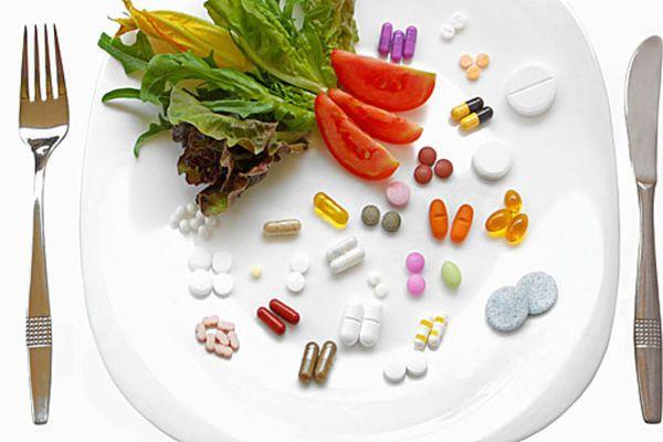 Продукты вместо лекарств